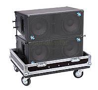 Кейс для аудио оборудования Park Audio Кофр для PE532E