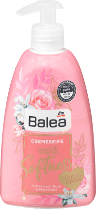 Жидкое мыло BALEA  Cremeseife Cold Softness 500мл