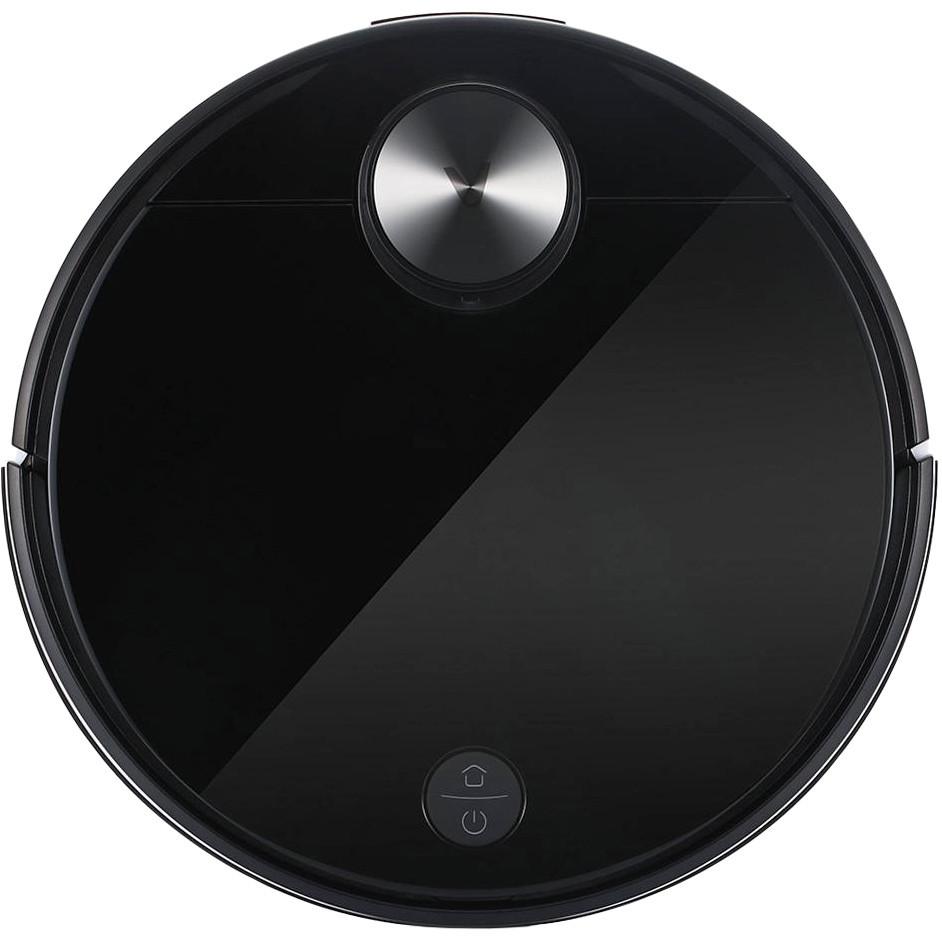 Робот-пилосос з вологим прибиранням Viomi Cleaning Robot V3 Black (V-RVCLM26B)