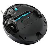 Робот-пилосос з вологим прибиранням Viomi Cleaning Robot V3 Black (V-RVCLM26B), фото 5