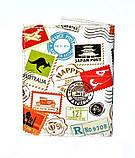 Обложка на ID паспорт Travel марки, Обложки на ID-карты и пластиковые права, фото 3