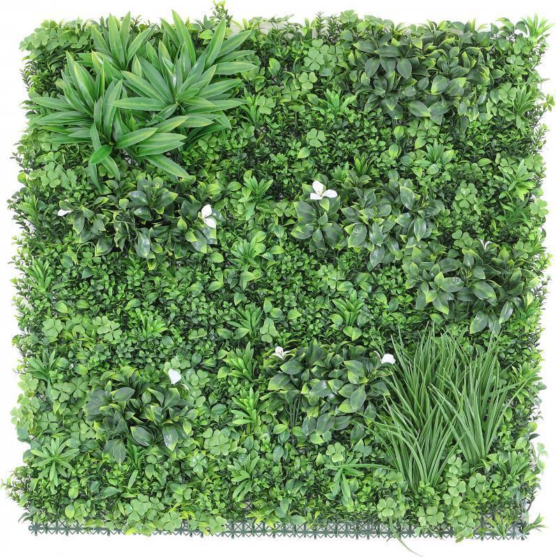 Декоративне вертикальне озеленення Фитостена 100x100 см GCK-10