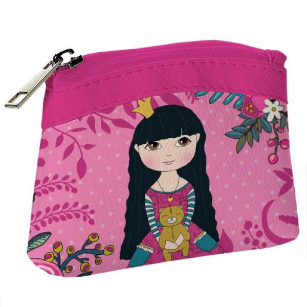 Детский кошелек KID Принцесса, Детские сумочки, кошельки