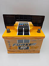 Автомобильный аккумулятор Forse  6CT-60A