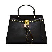Женская кожаная сумка Italian fabric bags 8988-5
