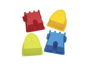 Miniamo Brights Набор силиконовых форм для кексов/желе 4 единицы