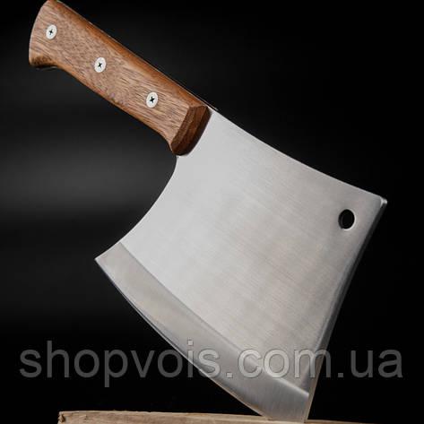 Топор-нож  (Нож Цай-Дао) 32см., фото 2