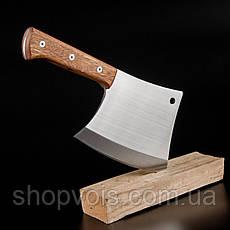 Топор-нож  (Нож Цай-Дао) 32см., фото 3