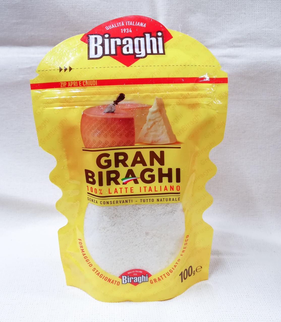 Gran Biraghi Late Italiano 100 gram