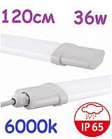 Герметичный светодиодный светильник AVT LINE 903/1 IP65 36W 120СМ 6500K 1700LM, фото 1