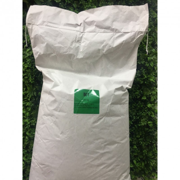 Газонна трава DLF Trifolium Універсальна М1 20 кг (11032)