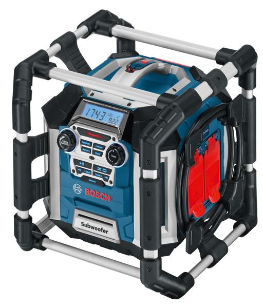 Радіо-зарядний пристрій Bosch GML 50