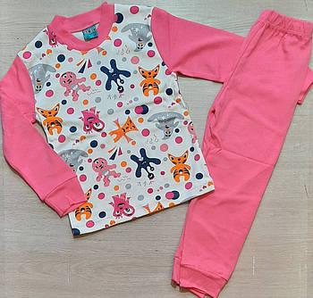 Пижама для девочки  Р.р 5-8 лет