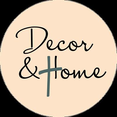 """Декоративна продукція """"Decor & Home"""""""
