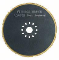 Сегментированный пильный диск Bosch BIM-TiN AOI 85 EB Multi Material