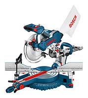 Пила торцовочная с протяжкой Bosch GCM 10 SD (0601B22508)