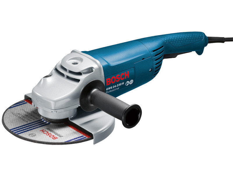Угловая шлифмашина Bosch GWS 24-230 Н