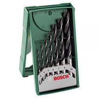 Набор сверл по дереву Bosch 7шт. (3,4,5,6,7,8,10 мм) (2607019580)