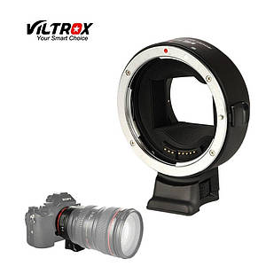 Адаптер Viltrox EF-NEX IV для Canon EF/EF-S на байонет Sony E-mount (Canon EF-Sony E) - автофокусный