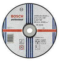Круг зачистной Bosch 230х6 по металлу