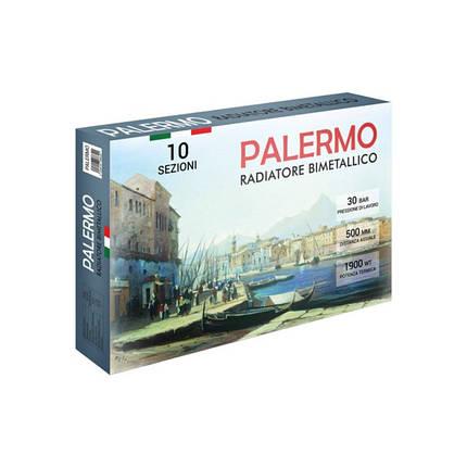 Радиатор биметаллический Palermo 500/96, фото 2