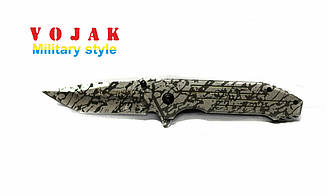 Складной нож Browning 356 с полуавтоматическим открыванием клинка