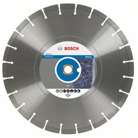 Круг алмазний Bosch Standard for Stone 400 x 20/25,40 x 3,2 x 12 mm