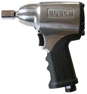 """Пневматический импульсный гайковерт Bosch 3/8"""" с приводом 1/2"""" (0607450627)"""