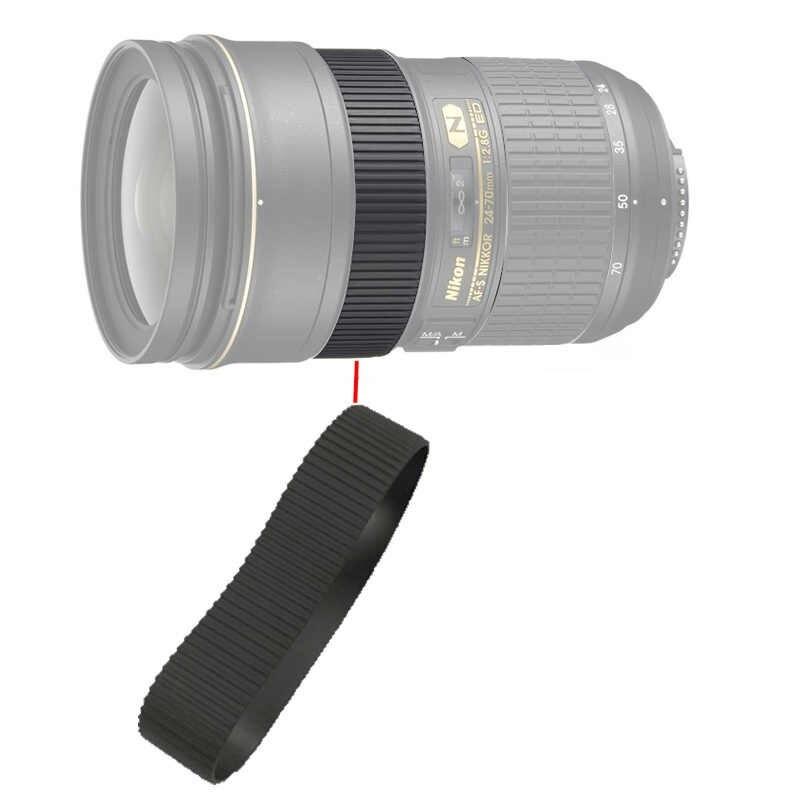 Гумове фокусировочное кільце для об'єктива Nikon AF-S Nikkor 24-70 2.8 ED
