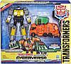 Трансформери з серії Роботи під прикриттям Стронгарм і Трикаут Strongarm and Trickout