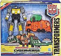 Трансформер Гримлок из серии Кибервселенная Transformers Cyberverse Spark Armor Grimlock Action Figure, фото 1