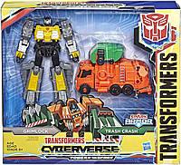 Трансформери з серії Роботи під прикриттям Стронгарм і Трикаут Strongarm and Trickout, фото 1