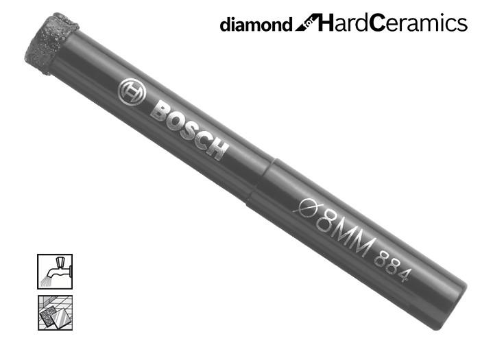 Сверло алмазное Bosch 6 мм