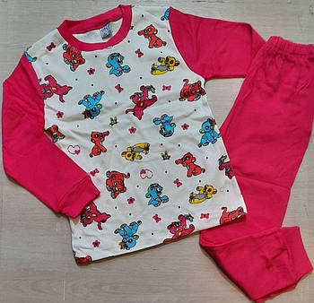 Пижама для девочки  Р.р 9-12 лет