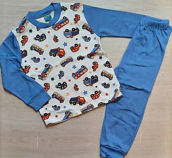Пижама  для мальчика Р.р 5-8 лет