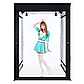 Лайтбокс (photobox) з LED світлом CY-160 для предметної фотозйомки 160 x 120 x 80 см, фото 4