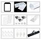 Лайтбокс (photobox) з LED світлом CY-160 для предметної фотозйомки 160 x 120 x 80 см, фото 6