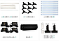 Лайтбокс (фотобокс), кублайт с LED светом CY-160 для предметной фотосъемки 160 x 120 x 80 см, фото 5