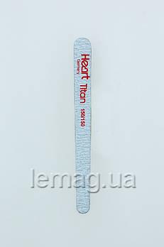 HEART Пилка Капелька TITAN 150/150, 1 шт.