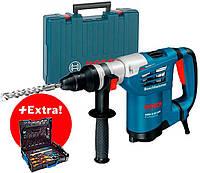 Перфоратор Bosch GBH 4-32 DFR + набор Gedore + чемодан L-boxx, фото 1