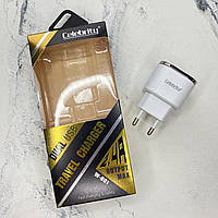 Зарядное устройство к телефону универсальное Celebrity 2.4A