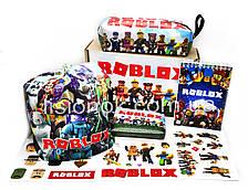 Бокс Роблокс с шапкой (пенал, блокнот, кошелек, наклейки, шапка) – отличный подарок любителям игры Roblox