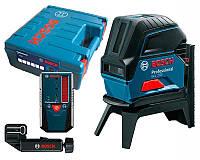 Комбинированный лазер Bosch GCL 2-50 Professional, фото 1