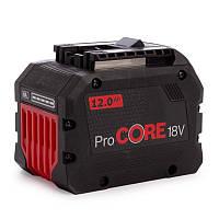 Аккумулятор Bosch ProCORE Li-Ion 18 В / 12 Ач (1600A016GU), фото 1