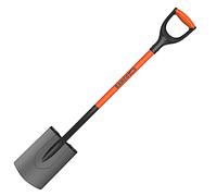 Лопата с закругленным лезвием Bahco большая (LST-621218)