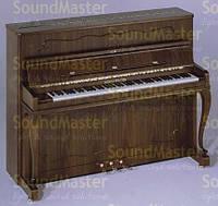 Акустическое пианино August Foerster 116 Super C (с орнаментом, цвет - орех / груша, дуб / вишня (мат