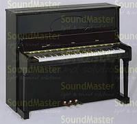 Акустическое пианино August Foerster 125 G Цвет - красное дерево,бук (полированый)