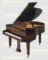 Акустический рояль August Foerster 170 Цвет - вишня (полированый)