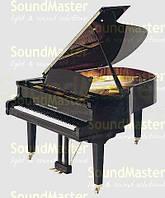 Акустический рояль August Foerster 190 Цвет - вишня (полированый)