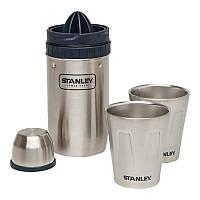 Набор Stanley Adventure: шейкер 0,59 л и 2 чашки 0,21 л (стальные) (6939236350006), фото 1